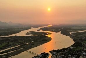 Quy hoạch cảnh quan sông Thu Bồn và phân khu xây dựng ven sông Trường Giang
