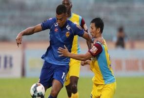 Chân sút ngoại của Quảng Nam trở lại ở trận gặp CLB Sài Gòn