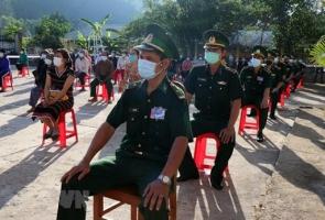 Quảng Nam công bố danh sách 57 người trúng cử đại biểu HĐND tỉnh khóa X