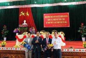 Đông Giang- Ông Avô Tô Phương được bầu giữ chức Chủ tịch UBND huyện