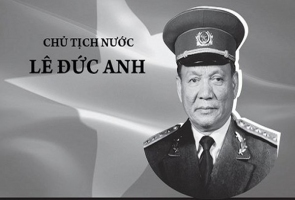 Nguyên Chủ tịch Lê Đức Anh từ trần