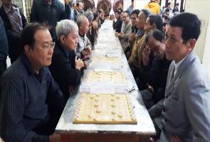 Hơn 300 kỳ thủ tham gia giải Cờ tướng, cờ vua TP.Tam Kỳ 2020