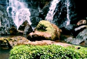 Tây Giang- Kỳ vỹ thác nước R'măng