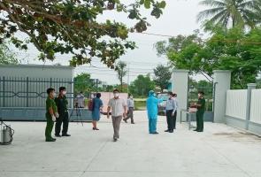 Quảng Nam cách ly 106 người có liên quan đến 2 BN 416 và 418