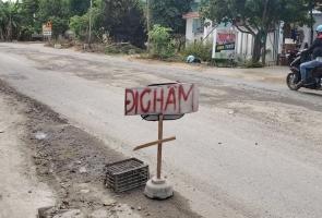 """Phú Ninh- """"Điểm đen"""" giao thông Thạnh Đức"""