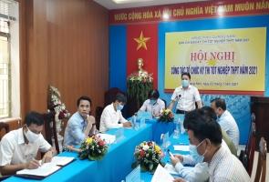 Quảng Nam sẵn sàng tổ chức kỳ thi tốt nghiệp THPT
