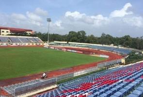 Đầu tư 40 tỉ đồng nâng cấp sân vận động Tam Kỳ