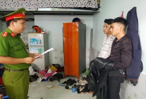 THĂNG BÌNH- Bắt 2 thanh niên trộm tiền, vàng