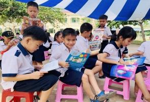 Duy Xuyên tổ chức Ngày hội đọc sách năm 2021