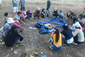 Điện Bàn- Phá sới bạc trong mùa dịch Covid-19, bắt giữ 23 người