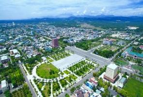 Xây dựng thành phố Tam Kỳ trở thành đô thị loại I vào năm 2025
