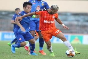 Đà Nẵng thắng đậm trong trận derby xứ Quảng