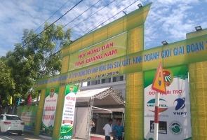 Hội chợ giới thiệu sản phẩm nông nghiệp Quảng Nam năm 2019