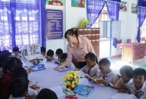 Quảng Nam cho học sinh nghỉ học hết tháng 2