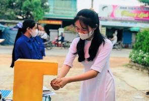 Tuổi trẻ Quảng Nam tiếp sức mùa thi