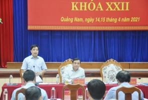 Bế mạc Hội nghị Tỉnh ủy lần thứ 3 (khóa XXII): Tạo đà cho phát triển