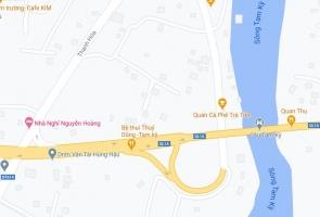 Di dời, xây mới bến xe lớn nhất tỉnh Quảng Nam
