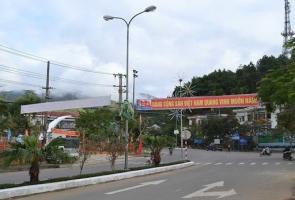 Đông Giang- Tập trung đầu tư hạ tầng