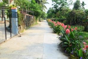 Tuyến đường thanh niên kiểu mẫu ở Phú Ninh