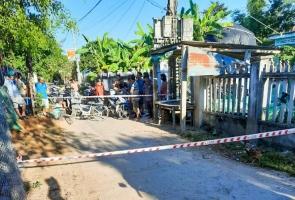Thăng Bình- Trai làng hỗn chiến trong đêm, một người chết