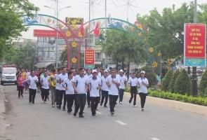 Đại Lộc- phát động Ngày chạy Olympic vì sức khỏe toàn dân