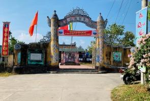 Lễ hội 550 năm Ngũ xã Trà Kiệu