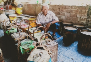 Dầu rái Đại Lộc - một thời vang bóng