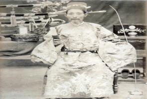 Người Quảng Nam đầu tiên được chụp ảnh