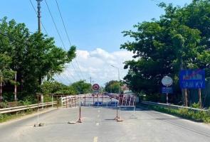 Cầu Tam Kỳ sẽ được sửa chữa trong năm nay