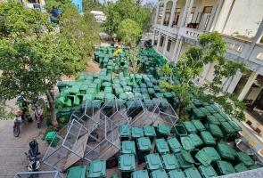 Xã đảo Tam Hải gỡ điểm nghẽn rác thải