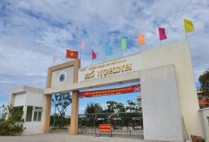 Trường THPT Hồ Nghinh: Ngôi trường trẻ, thành tích cao