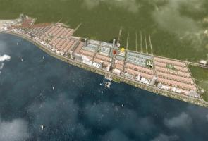 Khu đô thị sinh thái vịnh An Hòa: Chưa có kế hoạch kinh doanh mở bán các lô trong phân khu CL40