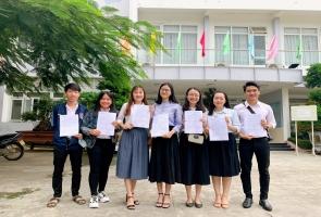 8 GV trúng tuyển kỳ xét tuyển viên chức theo diện thu hút nhân tài