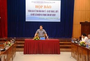 Quảng Nam thu ngân sách tăng nhờ ô tô và thủy điện