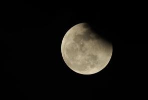 Ngắm hình ảnh siêu trăng máu hiếm gặp