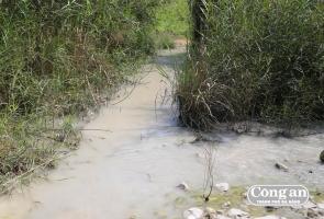 Phước Sơn- Mỏ vàng hết hạn vẫn khai thác, xả nước đục ngầu ra sông