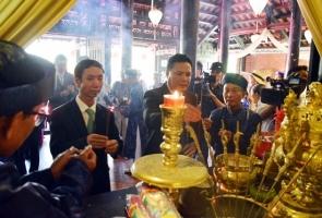 Khai mạc Festival Văn hóa tơ lụa, thổ cẩm Việt Nam - thế giới 2019