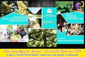 Ngày hội Văn hóa - du lịch Đại Bình: Sẵn sàng đón khách