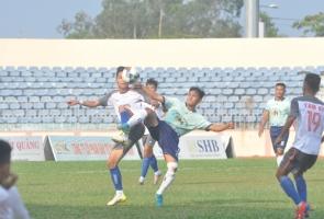 Trận đấu lượt đi Siêu cúp Pha Din 2019: Tam Kỳ bị cầm hòa