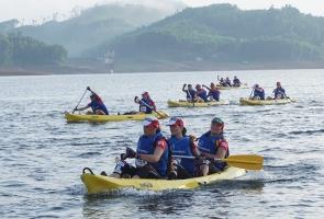 Khởi động sự kiện thể thao Raid Amazones lần thứ 20 tại Quảng Nam