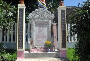 Thanh Chiêm - nơi khai sinh chữ Quốc ngữ