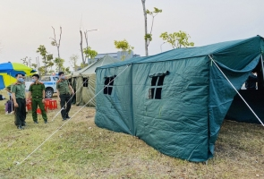 Quảng Nam lập 8 chốt kiểm soát, dừng các hoạt động vận tải