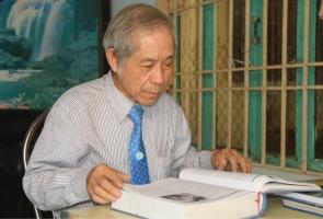 Tiến sĩ Huỳnh Công Bá- một người Quảng hết lòng với sử học