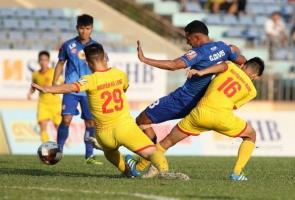 Quảng Nam - Khánh Hòa vòng 22 V.League 2019