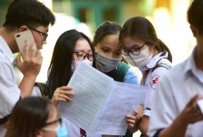 Công bố điểm thi tốt nghiệp THPT đợt 2 năm 2020