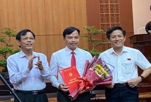 Quảng Nam có thêm Phó Chánh văn phòng Tỉnh ủy