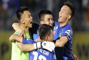 Highlights Quảng Nam và Sài Gòn vòng 15 V-league 2019