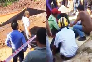 Hai người tử vong do tai nạn lao động trong một buổi chiều