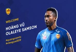 Hoàng Vũ Samson và sứ mệnh giải cứu Quảng Nam