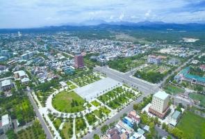 Phấn đấu phát triển TP Tam Kỳ thành đô thị loại 1 vào năm 2025